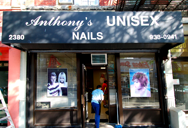 Anthony's Unisex Salon
